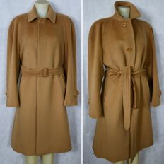 Loro Piana -- coat with belt