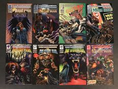 Collection Of Various Comics - Malibu Comics - x 61 SC Comics
