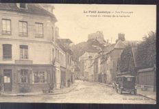 France 175 cards; old and very old village and city views