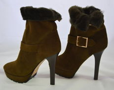 Jimmy Choo - Women's ankle boots from Milan - Model not listed in catalogue