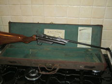Webley & Scott MK11 Service Rifle Birmingham England in case