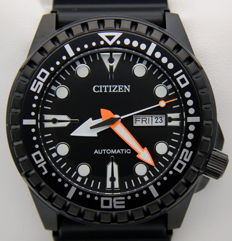 Citizen Automatic with date display - New men's watch