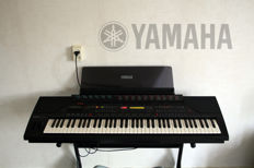 Yamaha PSR 6700 with keyboard stand and stool