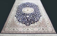 Turkish Silk rug - 270 x 183 cm
