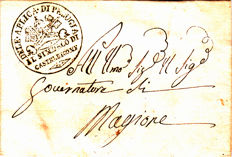 World - Batch of letters, postal value items and postcards from 1850 onwards