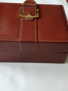 Rolex - Leather box for Rolex watch - 720401 - Unisex - Period: 1980–1989.