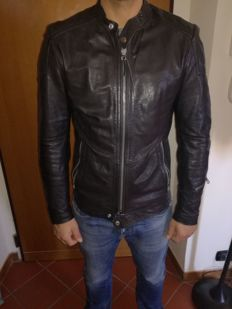 Diesel - Leather jacket