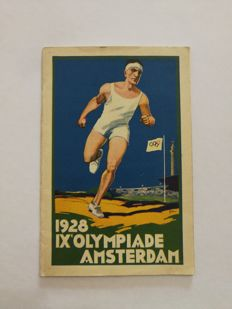 Olympic games - IXe Olympiade Amsterdam - 1928