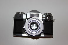 Contaflex Super from Zeiss Ikon