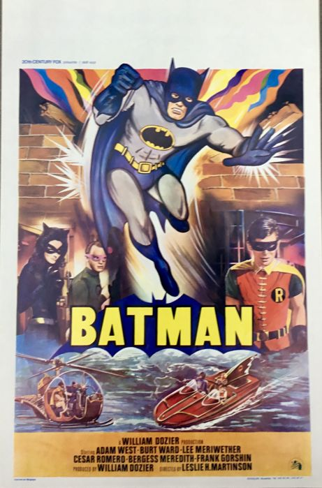 Batman (Leslie H. Martinson, 1966) - 1970s