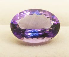 Amethyst - 10,29 ct - No Reserve Price