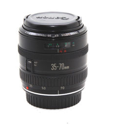 An excellent Canon EF 35-70mm 1:3.5-4.5