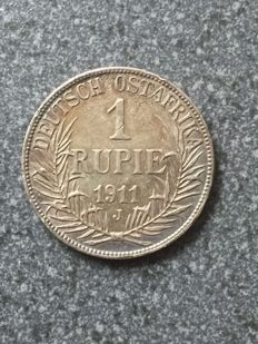 German East Africa - Rupia 1904 A