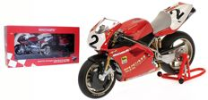 Minichamps - Scale 1/12 - Ducati 916 C. Fogarty #2 Team Ducati Corse Virgino World Champion WSB 1994