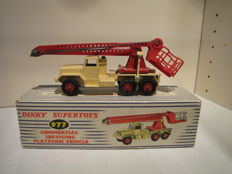Dinky Supertoys - Scale 1/50 - Commercial Serving Platform Vehicle No.977