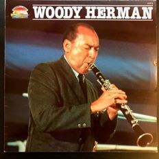 Great set of Jazz records with legend Woody Herman (2X), Fess Williams, Bob Barnard's Jazz Orchestra, Tommy Dorsey, Yank Lawson and Limehouse Jazzband