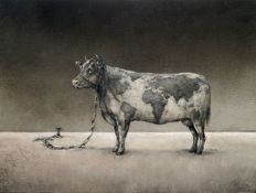 Karolina Gmiterek - The Worldly Cow