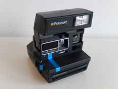 Zeer nette Polaroid Supercolor SE 635 - 1986