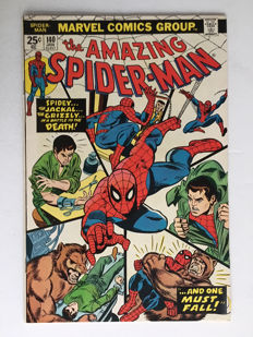 Marvel Comics - The Amazing Spider-Man #140 - 1x sc - (1975)