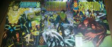 Marvel Comics - Generation X Vol 1 (1-75) + Generation X Collectors Preview + Gen13 vs. Generation X Special + Daydreamers Vol.1 (1-3) - Complete Sets x 80 SC (1994-2001)