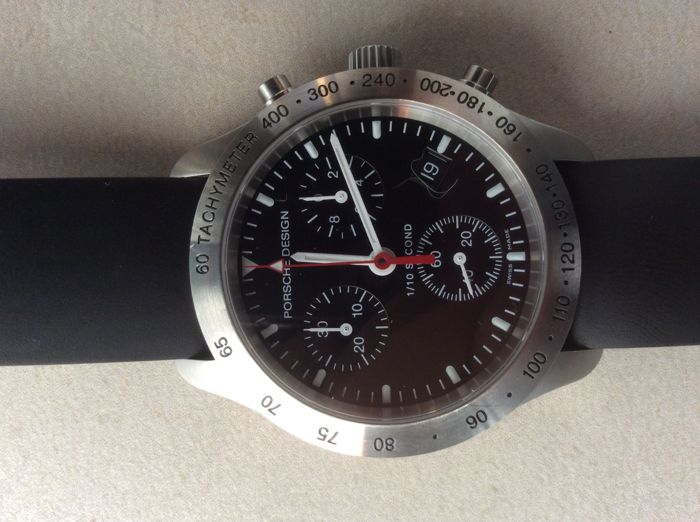 Porsche Design - P10 Chronograph  - 6600.41 - Men - 2000-2010