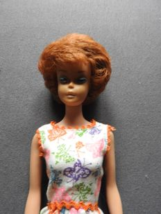 Ginger Bubbelcut Barbie - Amerika - jaren 70
