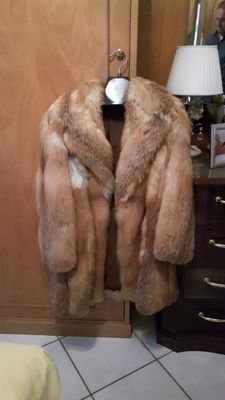 Red Fox Jacket