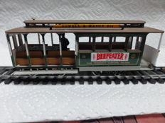 "Bachmann H0 - 60542 - San Francisco ""cable car"" der Powell & Mason"