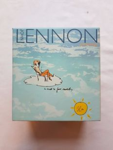 John Lennon - 4 CD Box Anthology (He Tried To Face Reality)