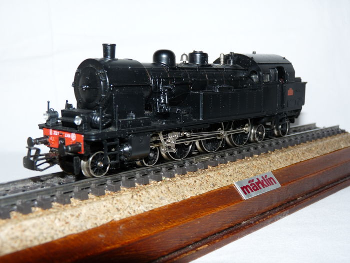 Märklin H0 - 3107 - Tender locomotive BR 232 TC of the Société nationale des chemins de fer Français (SNCF)