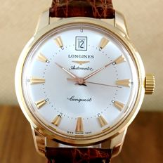Longines Conquest Gold 18kt New-   Men´s Watch