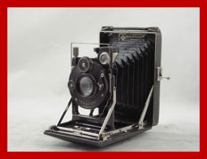 Type A1 small folding camera by Kamera Werkstätten-Dresden from 1920/1930