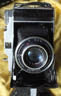 Old camera Beier Precisa II from 1955