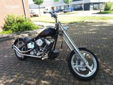 Harley Davidson - 1800 cc - Custom made - 2010
