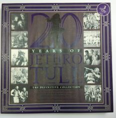 Jethro Tull – 20 Years Of Jethro Tull - The Definitive Collection