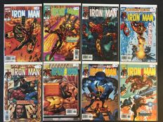 Collection Of Iron Man Comics - Marvel Comics - x 37 SC Comics