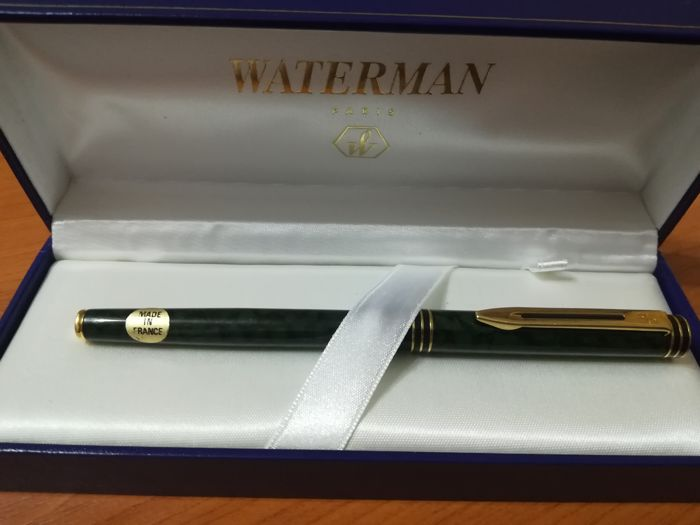 Waterman Ideal Executive DeLuxe Fountain Pen 18k Nib