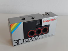 Nieuwe ImageTech 3D magic single use camera