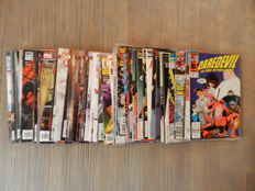 Marvel Comics Daredevil - Volume 1 (x21), 2 Annuals, Volume 2 (x22) + More - 55x sc - (1992-2009)