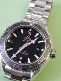 Omega - Seamaster Planet Ocean  45,5mm Co-Axial  - 23230462101001  - Hombre - 2012