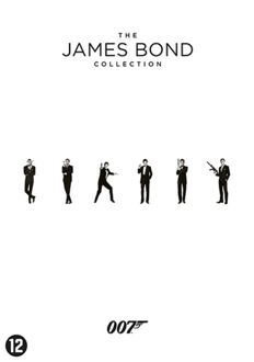 Bond Box Complete Collection - 23 films