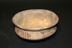 Original ceramic pre-Columbian archaeological find  in Santa Marta region -Colombia - Dimensions : 60 mm x 125 mm