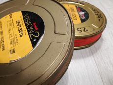 Two KODAK 35 mm cinematographic films