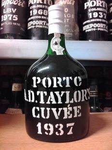 1937 Port Harvest - A. D. Taylor's Cuvée - bottled in 1972