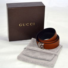Gucci – men's leather bracelet – NEW from shop in Milan