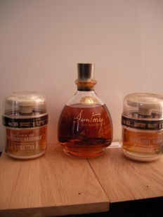 Suntory Very Rare Old Whisky  Expo '70 Including 2 Mini Bottles Expo '70  - 700ml + 180ml