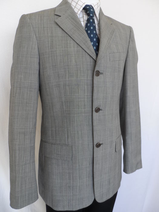 Valentino  -  Blazer  e Cravatta  - Made in Italy