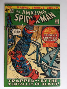 Marvel Comics - The Amazing Spider-Man #107 - 1x sc - (1972)