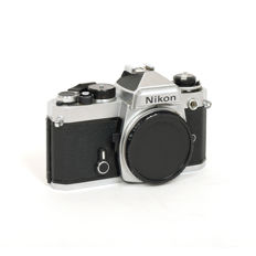 Nikon FE Body Defect
