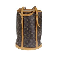 Louis Vuitton - Monogram Bucket GM Borsa a Spalla **No minimum price**